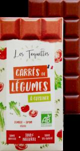 Les Toquettes tablette Tomate Thym Céleri