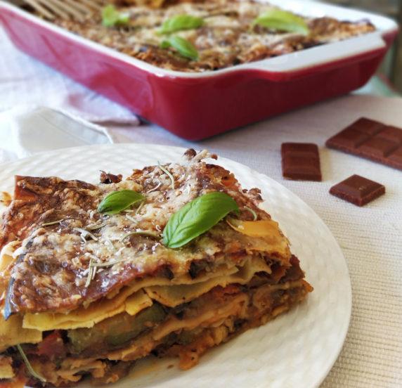 Lasagnes recette