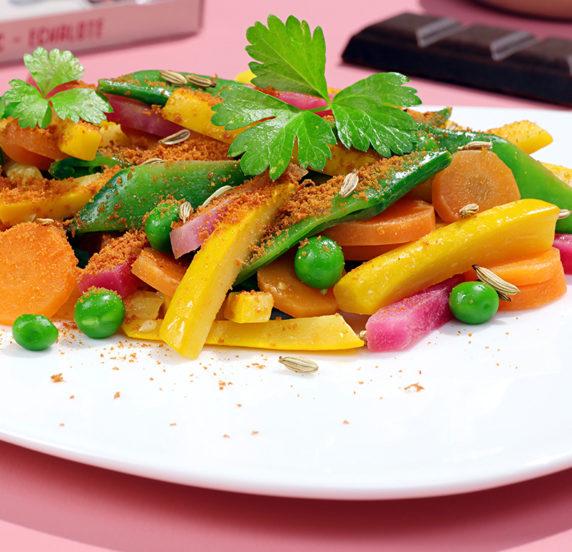 Julienne légumes recette