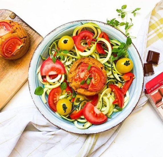 Spaghettis courgette recette