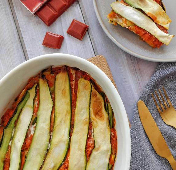 Lasagnes vegan recette