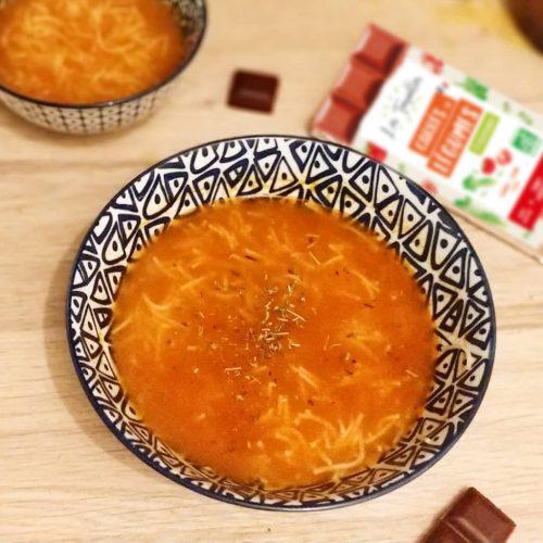 Bouillon tomate recette