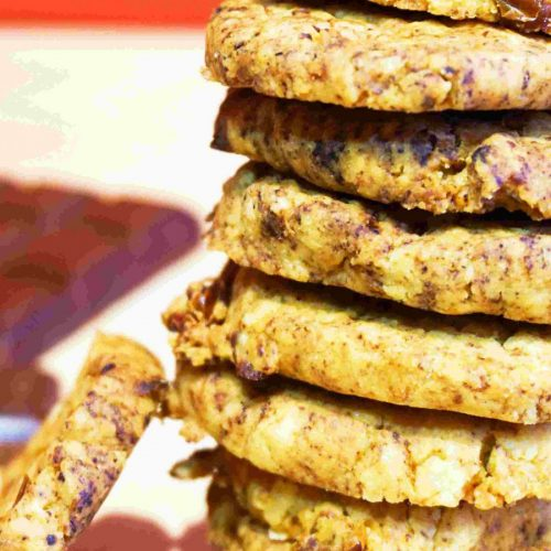 Cookies tomates séchées recette