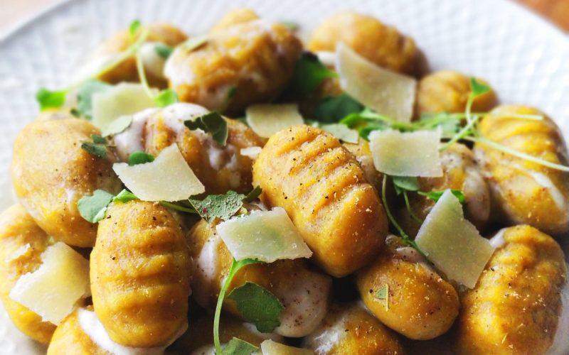 Gnocchis au curry recette