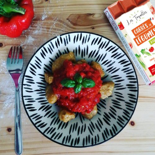 Gnocchis à la tomate recette