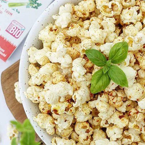 Pop corn salé recette