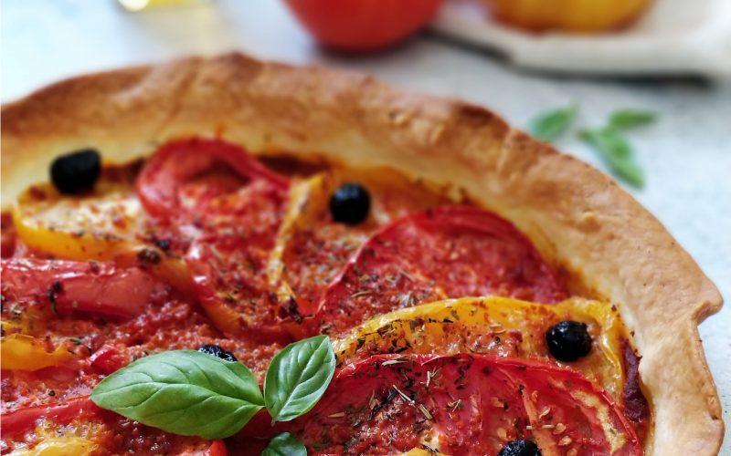 Tarte tomate recette