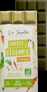 Les Toquettes tablette Poireau Carotte Oignon Bouquet garni