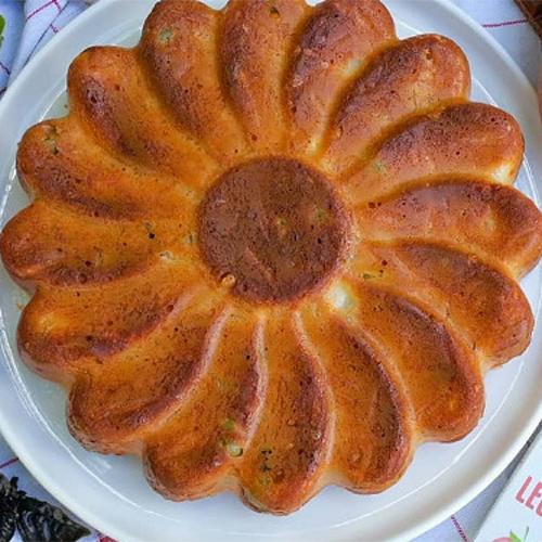 Cake Salé tomate olives chèvre recette