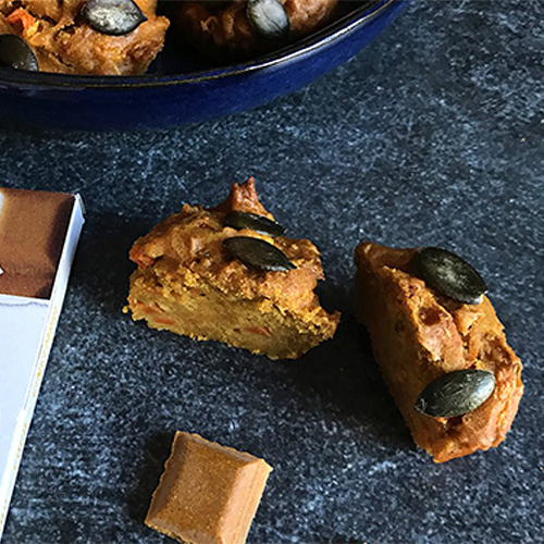 Muffins curry recette