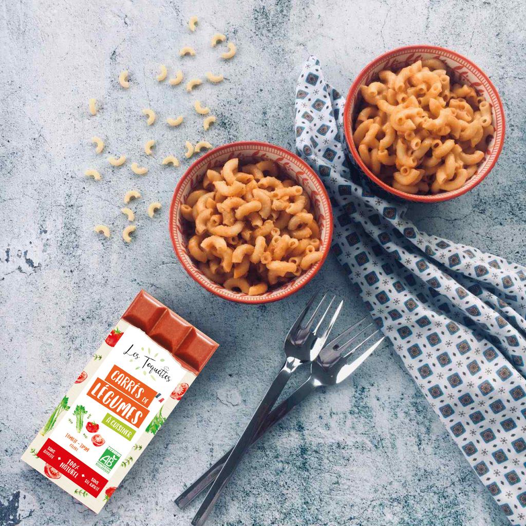 Macaronis à la tomate recette