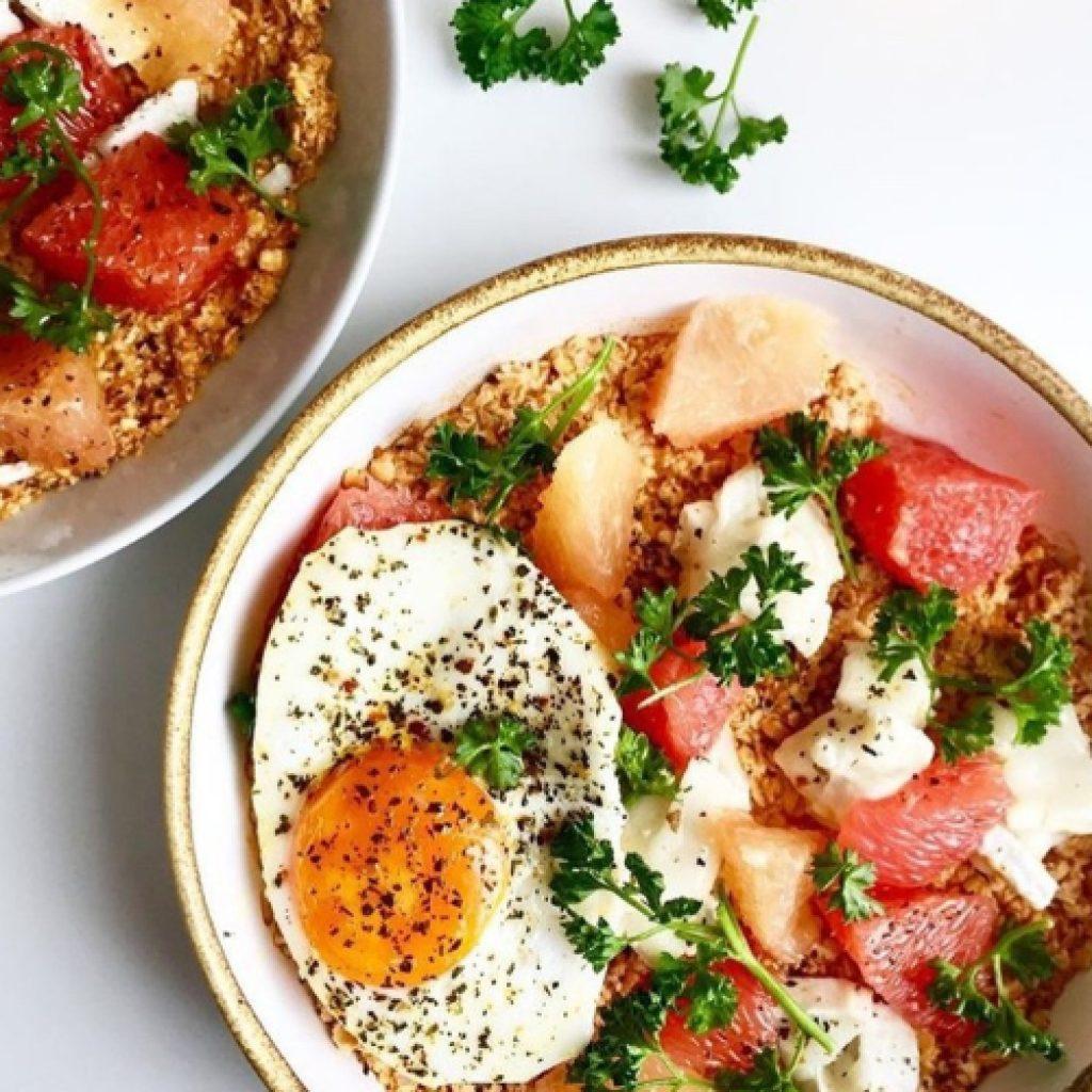 Porridge tomate recette