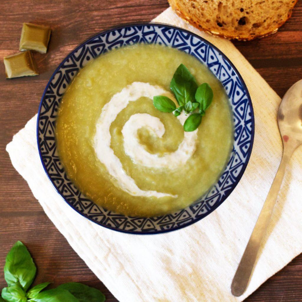 Soupe de poireaux recette
