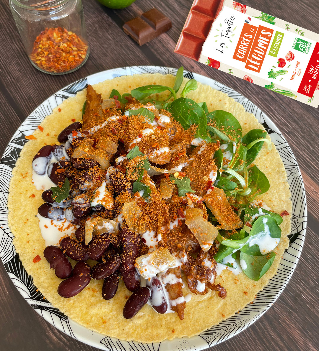 Tacos futés recette
